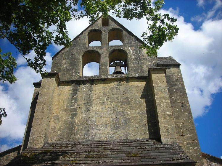 Eglise de Nadaillac-de-Rouge