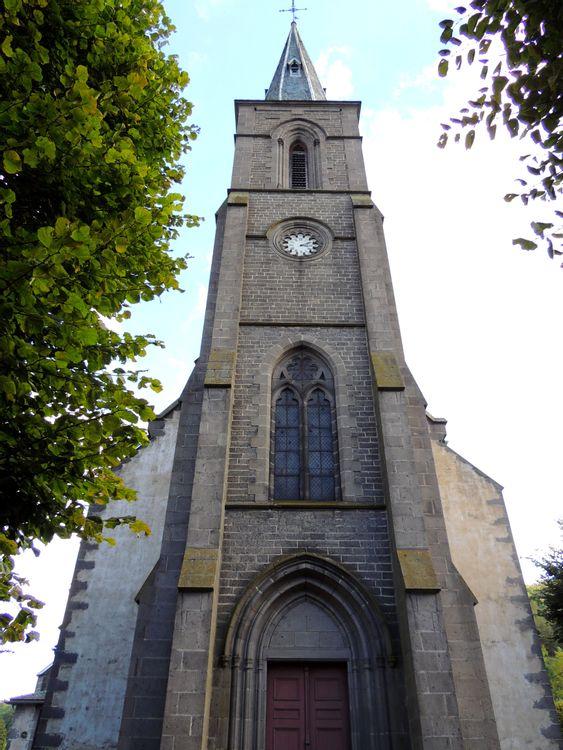 Eglise Ste Christine de St-Flour