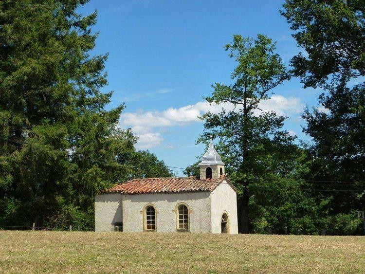 La Chapelle Sainte-Anne de Montcizord