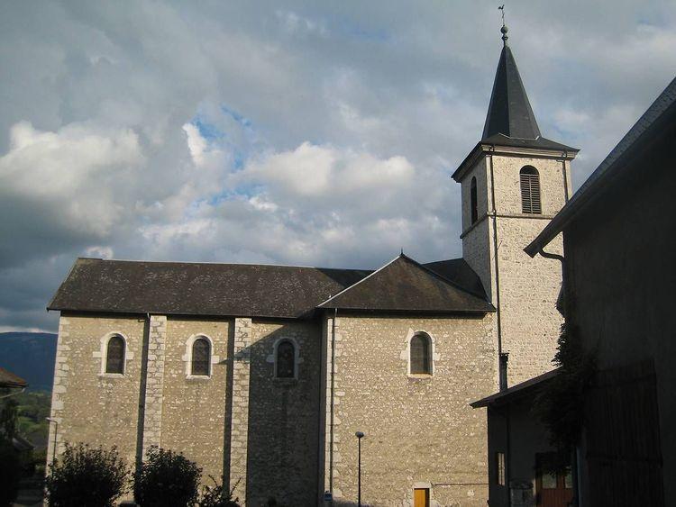 Eglise de la Biolle