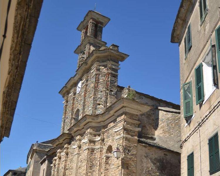 Mobilier de l'église Saint-Michel de Penta-di-Casinca