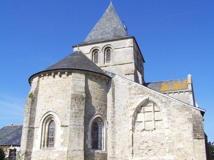 eglise saint-philbert de beauvoir-sur-mer