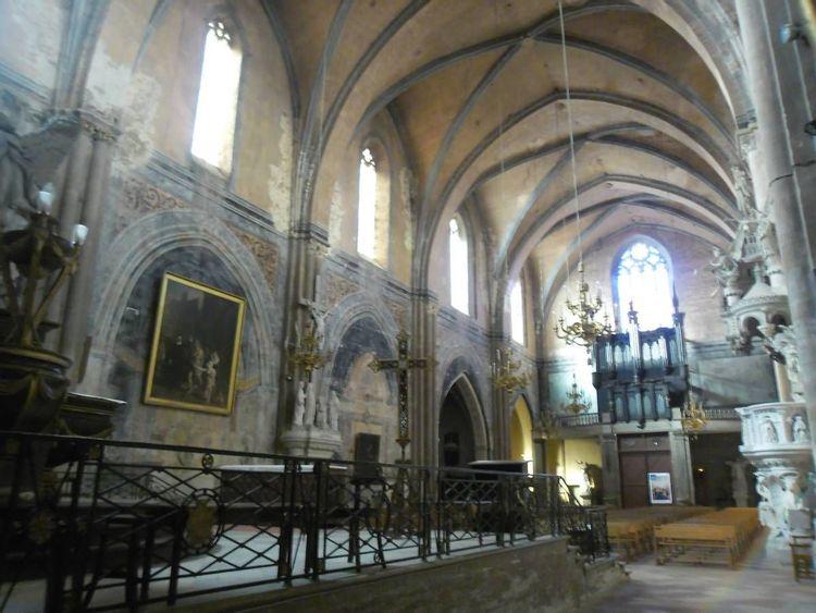 Église Abbatiale Saint-Michel à Gaillac
