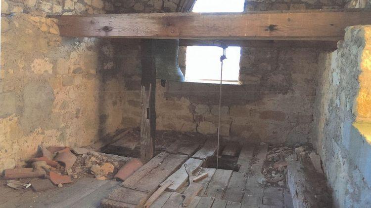 Cloche de l'église de Montels