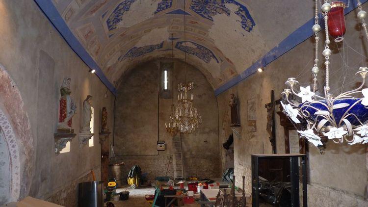 Eglise Saint-Vergondin à Penne dans le Tarn