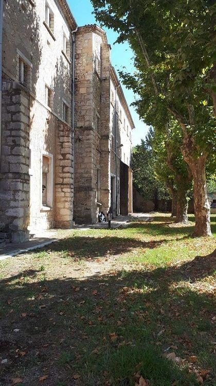 chapelle de l'abbaye d'Aniane