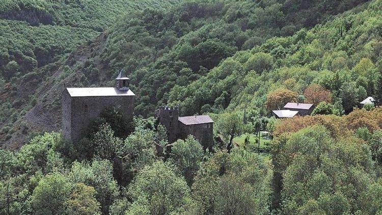 Eglise du hameau de Blanc