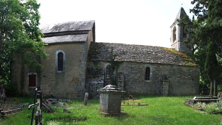 Eglise de La Pannonie à Couzou