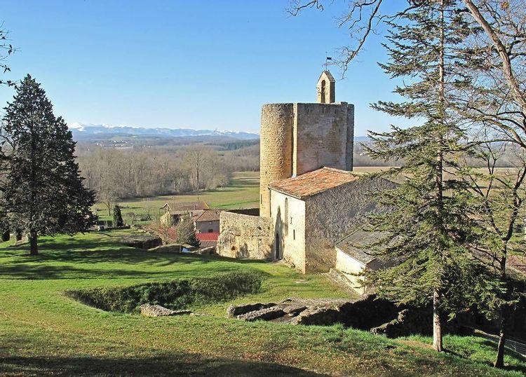 Eglise Notre-Dame de Vals dans l'Ariège