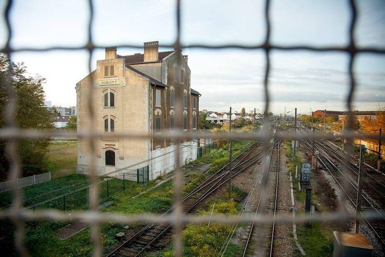 Ancienne gare de déportation de Bobigny