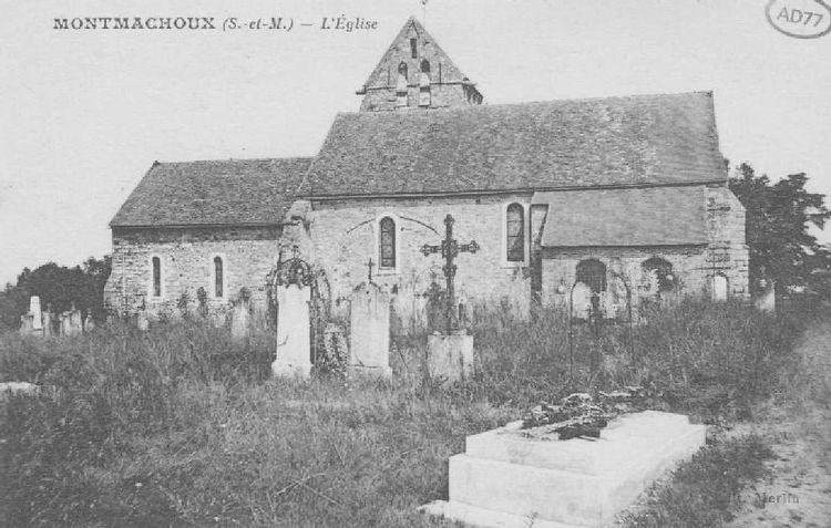 Archive de l'église Saint-Martin de Montmachoux