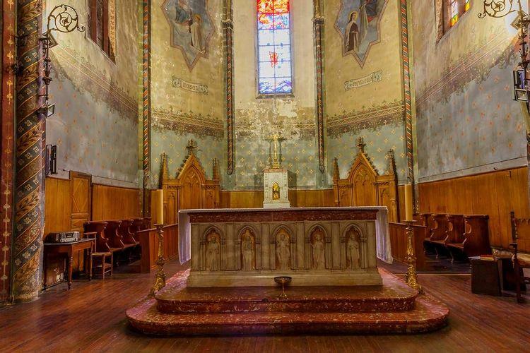 église Notre Dame des Carmes