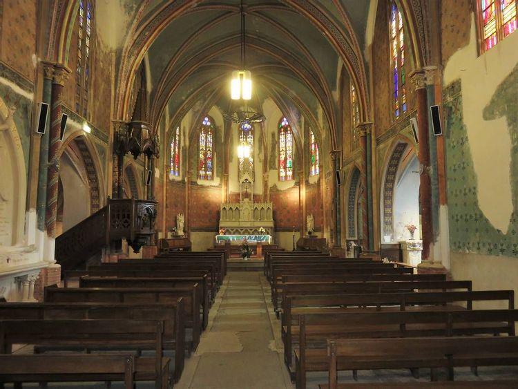Eglise de Sainte-Foy d'Aigrefeuille