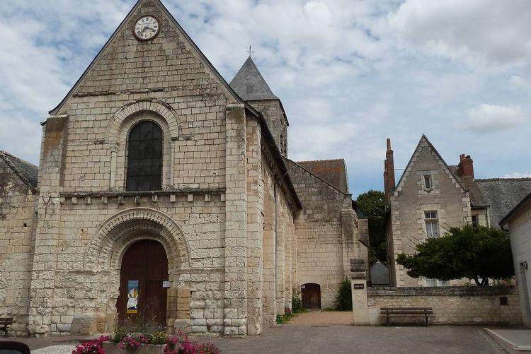 Eglise Saint-Gilles de L'Île-Bouchard