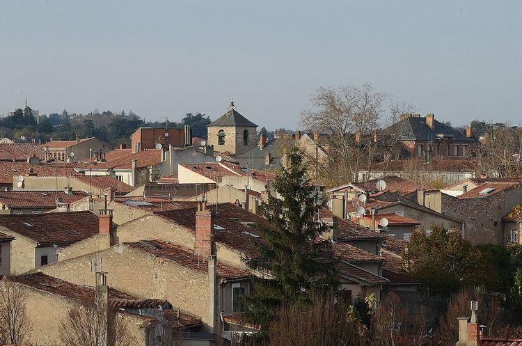 Eglise Saint-Jacques de Villegoudou à Castres