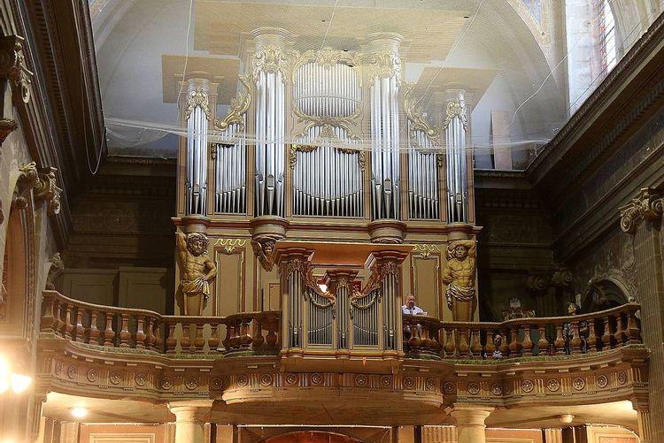 Église Notre-Dame-de-la-Platé à Castres