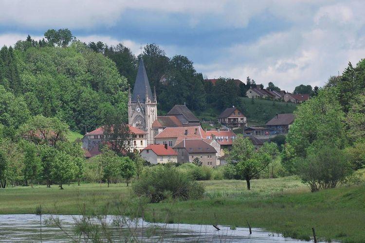 l'abbaye de montbenoit