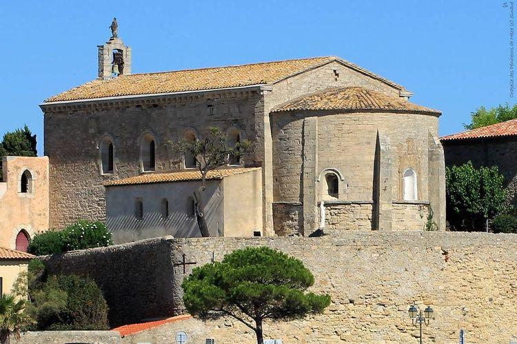 La chapelle des Pénitents de Mèze