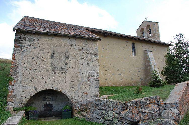 Chapelle Notre-Dame de Villeneuve