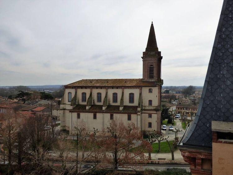 église saint-blaise et saint-roch de seysses
