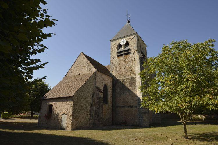 EGLISE Saint Rémy à Perigny-la-Rose