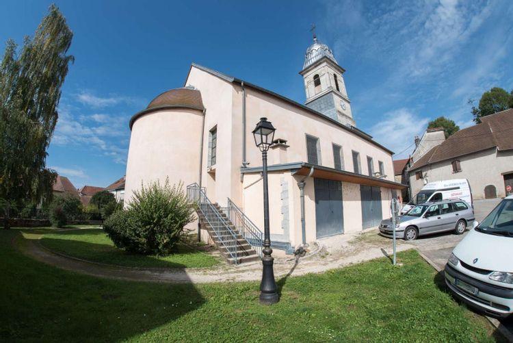 Restauration de l'église d'Avanne-Aveney