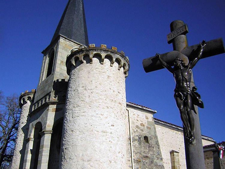 Eglise Saint-Etienne de Dorat