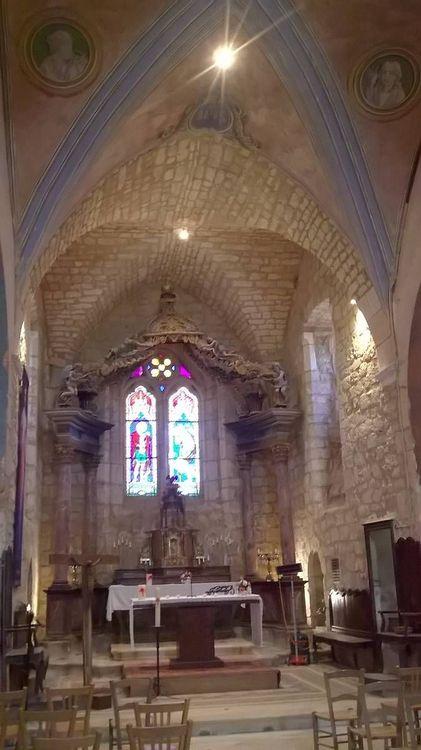 Eglise Saint-Martin de Floressas