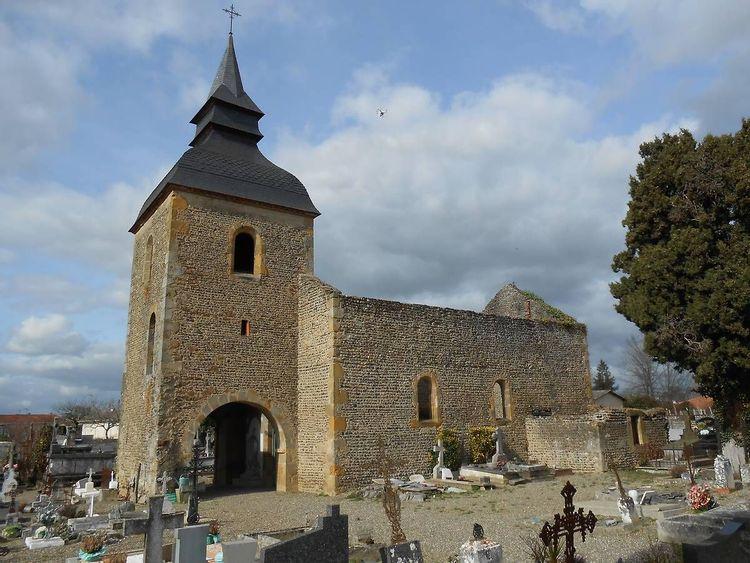 chapelle du cimetière de riscle