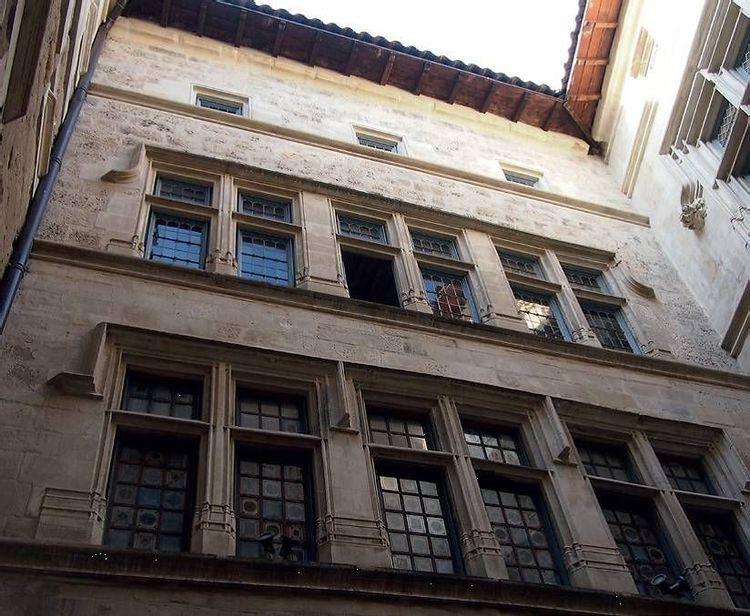 Maison des Têtes à Valence