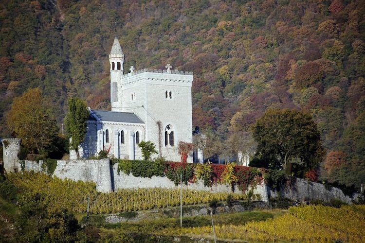Chapelle Saint-Anthelme à Chignin