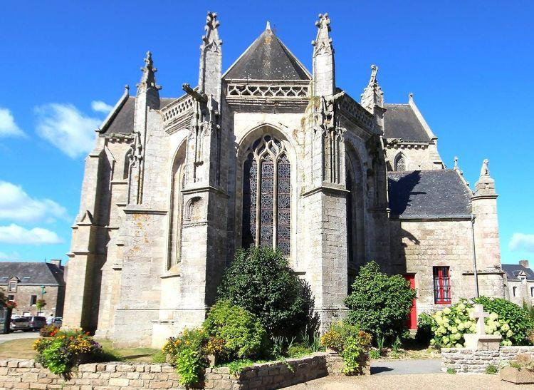 Eglise Saint-Alban d'Elven