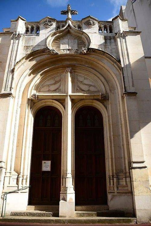 Temple protestant de Vichy