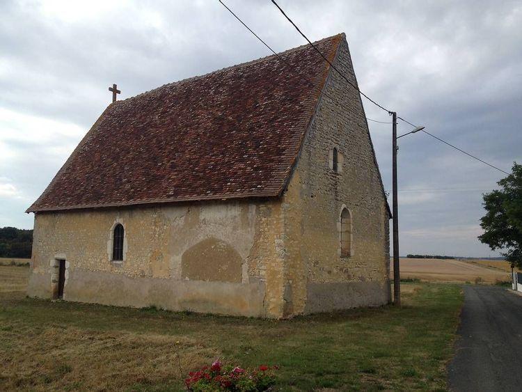 Eglise Saint Jean de Francillon en Eure-et-Loir