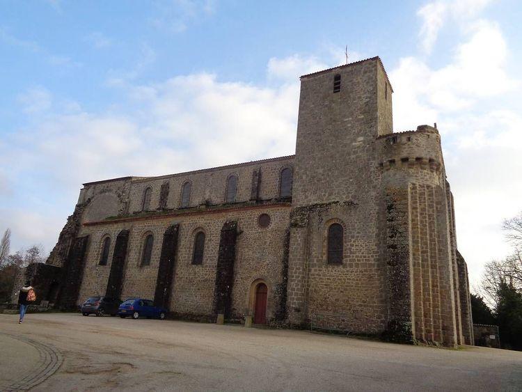 Eglise Saint-Nicolas de La Chaize-le-Vicomte