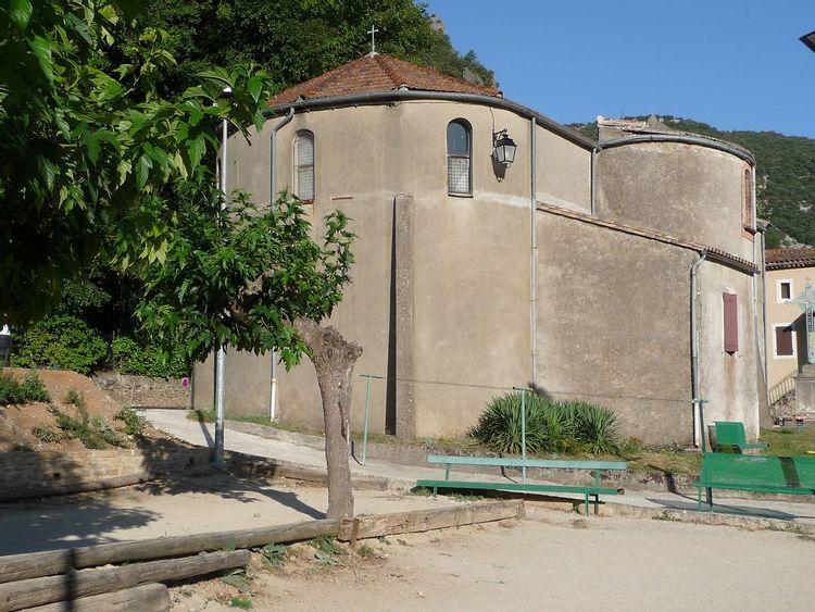L'Eglise de Madières