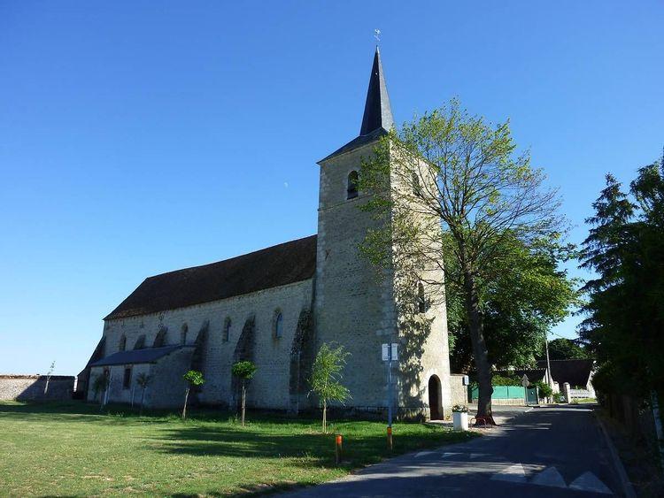 Eglise Saint-Denis Sainte-Mesme de Dadonville