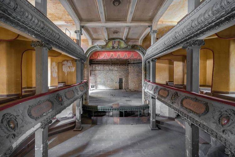 Théâtre des Bleus de Bar à Bar-le-Duc dans la Meuse