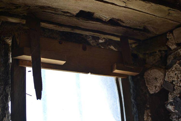 Buron du Trap Haut sur le plateau de l'Aubrac en Aveyron
