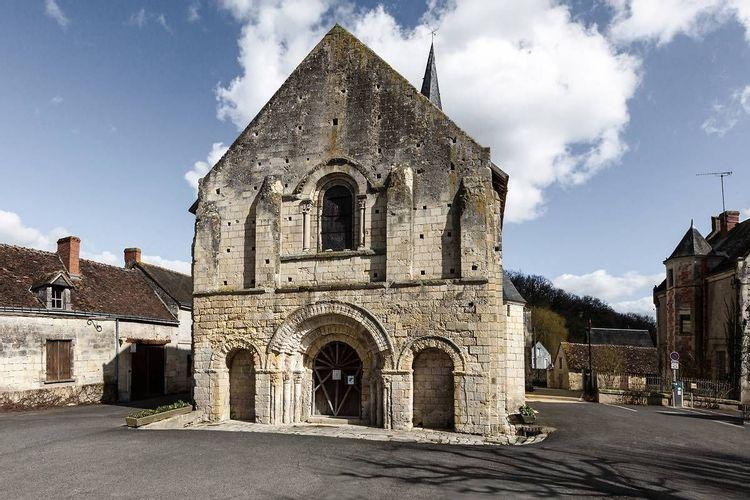 Eglise Notre-Dame de La Celle Guenand