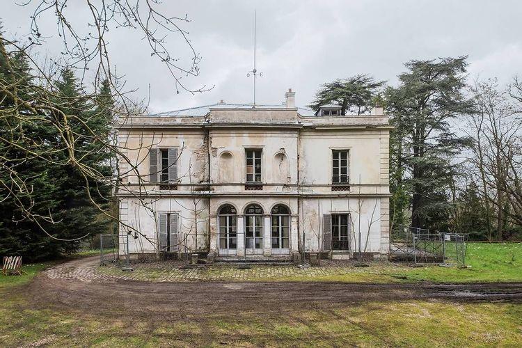 façade de la  villa viardot