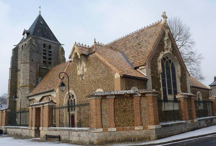 Eglise Saint-Julien de Chevry-en-Sereine