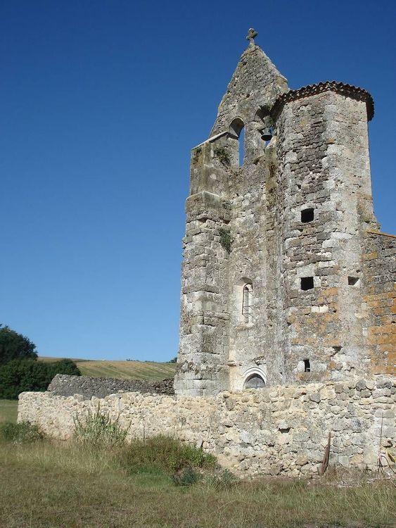 Extérieur église