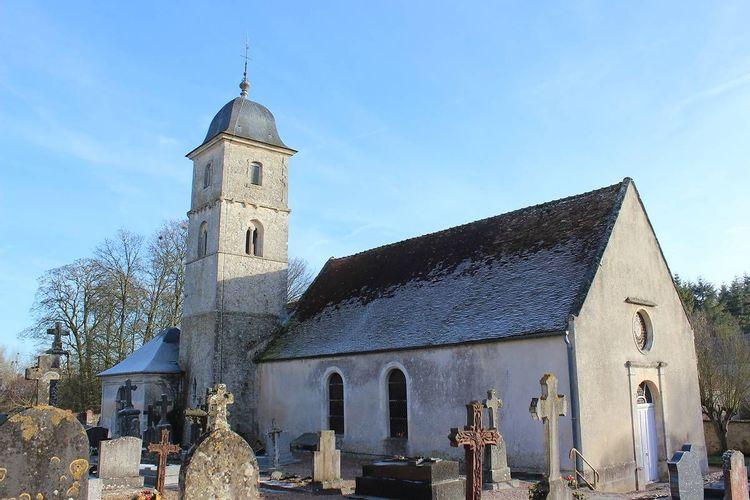 L'église Notre-Dame de la Visitation de Ri