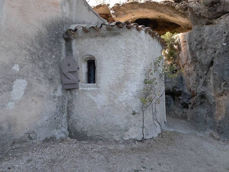 ermitage Notre Dame du lieu de Plaisant