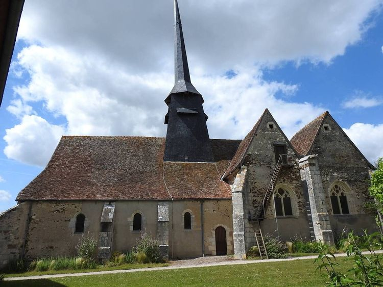 Eglise Saint-Amâtre de Pierrefitte-ès-Bois