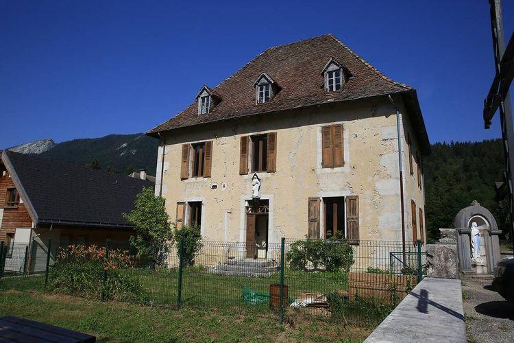 Ancienne cure de Saint-Pierre-de-Chartreuse