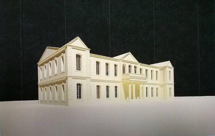 Temple de Gallargues le Montueux