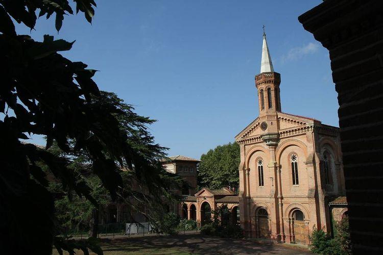 Chapelle du Centre Hospitalier Gérard Marchant à Toulouse