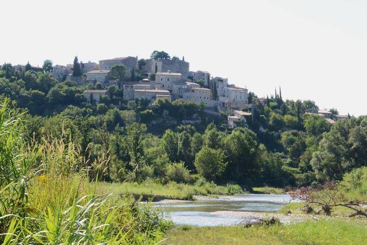 Village de La Laupie dans la Drôme